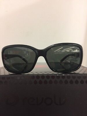 4e97b547a2 BOLLE MOLLY 11511 - Polished black Frame - Gray Polarized Lenses ...