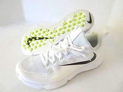 129bf4463c NIKE VAPOR SPEED Turf LAX Football Trainer Shoes 833408-110 Men's Sz ...