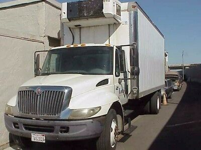 2006 Refrigerator Truck, International 4300