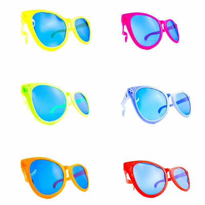 12pk JUMBO Party Sunglasses Beach Party Novelty Props Favors