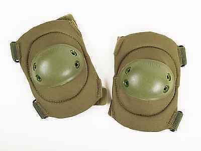 Scandex Tactical Elbow Pads - Military or Paintball protective gear - Blk or OD