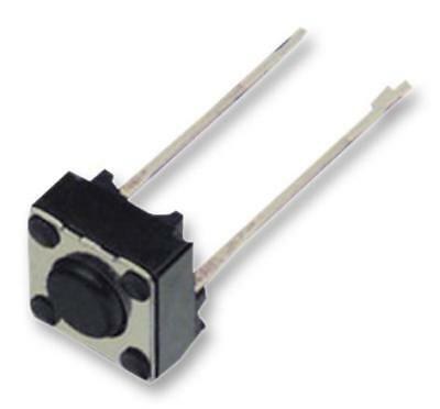 Tactile Switch 50Ma 24Vdc Tht - Fsm4Jrt Pack Of 10