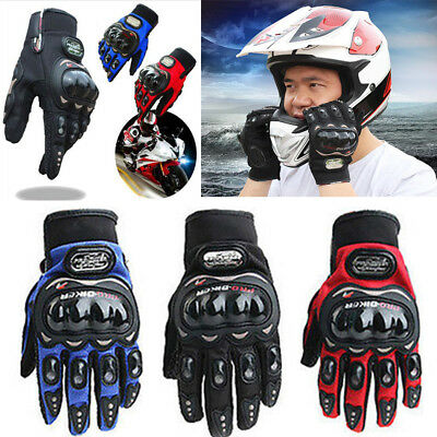 2018 Protective Sports M/L/XL/XXL Gloves Riding Motorcycle Biker Off-road Hot