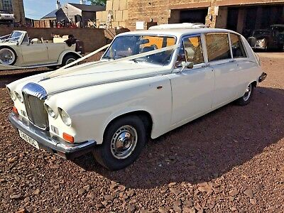 Daimler DS420 State Limousine wedding car