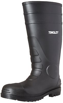 Tingley 31151 Economy SZ11 Kneed Boot for Agriculture, 15-Inch, Black 11 New