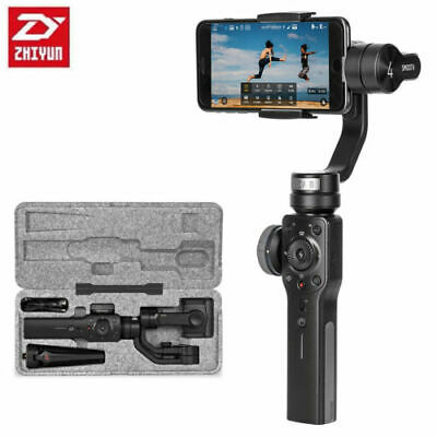 Zhiyun Smooth 4 3-Axis Handheld Gimbal (Smartphone Stabiliser) - Black