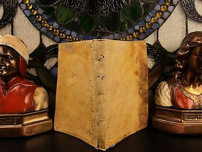 1523 Juvenal & Persius SATIRES Classical Rome LATIN Juvenalis Post Incunable