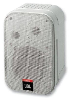 Speakers 2-Way Pro Wh Pair - Control 1 Pro White