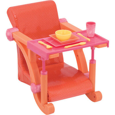 Our Generation Let's Hang Clip-On Chair Doll's Furniture NEW