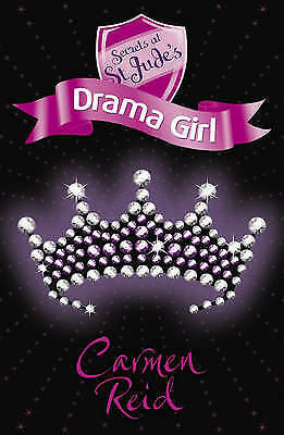 Secrets at St Jude's: Drama Girl by Carmen Reid (Paperback) Book