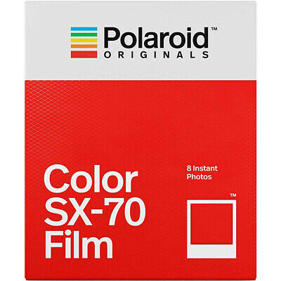 Polaroid instant Color Film for Sx-70 Cameras
