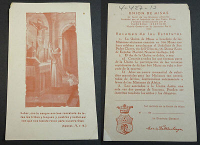 Old Blessed Jesus Christ Eucharistic Holy Card Andachtsbild Santini       Cc2157
