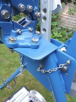 RECORD TUBE / PIPE BENDER 15,22,28,35mm FORMERS + VICE