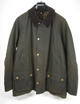 Barbour Ashby Wax Jacket - Men's XXL /38593/