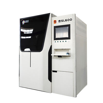 SLA 3D Printer,  commercial Stereolithography additive system, ZRapid SL-600,