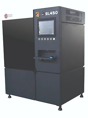 SLA 3D Printer,  commercial Stereolithography additive system, ZRapid SL-450