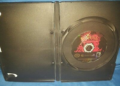 The Legend of Zelda Ocarina of Time Master Quest - GameCube Disc Only