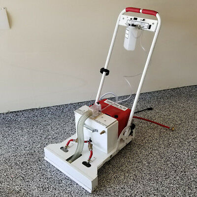Steamin Demon XL-20 Portable Carpet Extractor Cleaner Dual-Discharge w/ Hoses ++