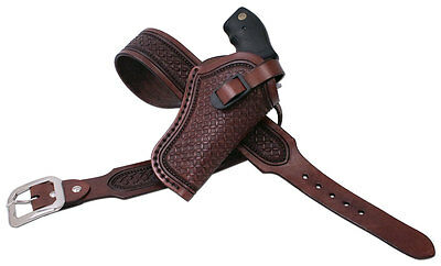 Bullseye Holster Kit - Small Revolver - Tandy Leather 44450-01 FREE SHIPPING!