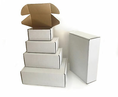 Cardboard Post Boxes Carton Packaging Shipping for Royal Mail Sturdy Safe 3Ply