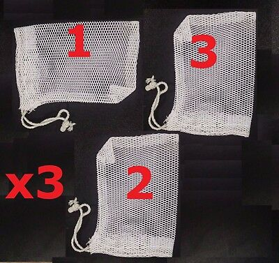 2x 11m Crabbing Line with CRAB NET On Reel Crab Bag Weight Fishing NO HOOKS SAFE