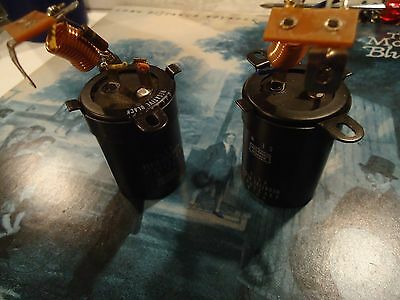 Marantz 2230 Stereo Receiver Parting Out Filter Capacitor Pair