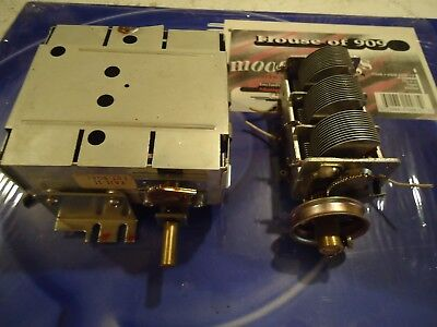 Sansui 2000 Stereo Receiver Parting Out Tuning Capacitors