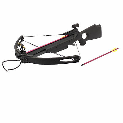150 lbs WT-STALKER Multifunctional compound FISHING crossbow with fishing arrow