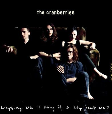 THE CRANBERRIES everybody else is doing it so why can't we (CD) EX/EX CID 8003