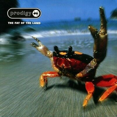 The Prodigy - The Fat Of The Land Vinyl 2LP NEU Smack My Bitch Up Firestarter