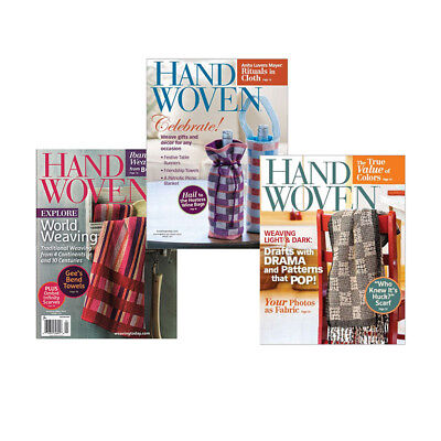 Handwoven 2016 Magazine Collection