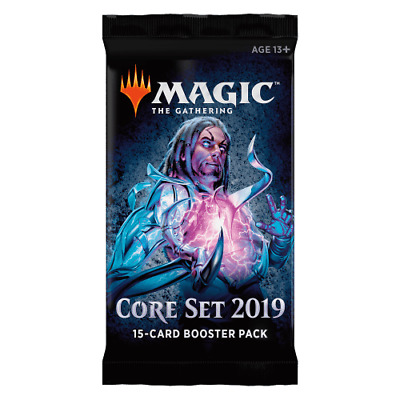 6x Core Set 2019 Booster Packs - MTG