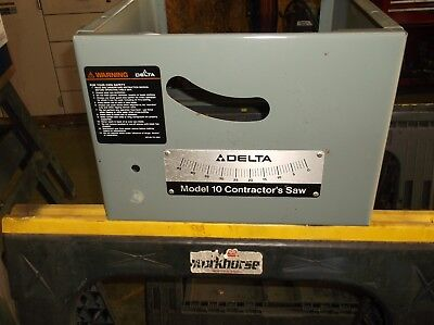 Delta/Rockwell Table Saw Base Housing off of Model 34-410-Your Choice