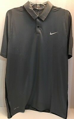 f310c0ab NIKE TW TIGER Woods Mobility Print Golf Shirt Size S RED NWT 845083 ...