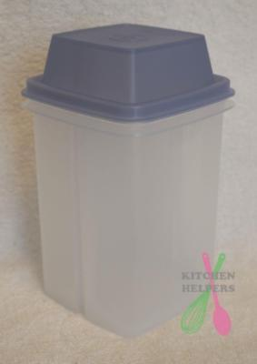 Tupperware Pick-A-Deli 1.25L Blue - Beetroot Pinapple, Pickels Container NEW