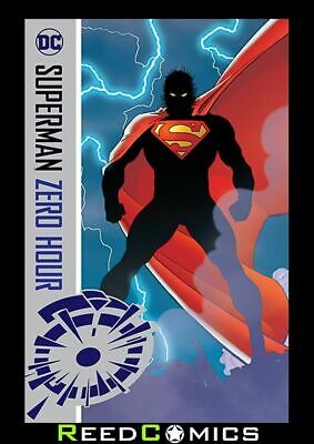 SUPERMAN ZERO HOUR GRAPHIC NOVEL (320 Pages) New Paperback
