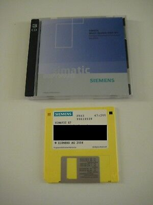 Simatic Software WinCC Flexible 2005 Standard + Floating Lizenz (unbegrenzt)