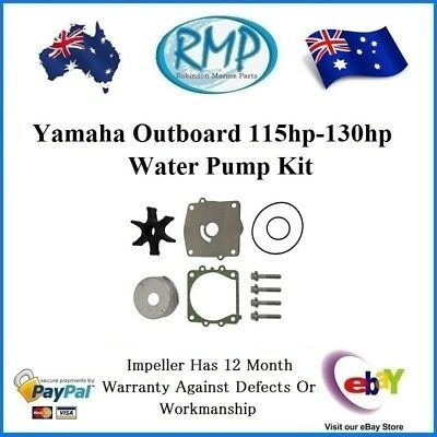 A Brand New Water Pump Kit Suits Yamaha Outboards 115hp-130hp  # R 6N6-W0078-00
