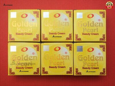 Original Golden Pearl Whitening Beauty Cream from Pakistan 6 Pieces Free Ship