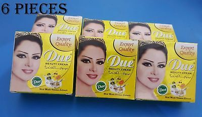 Due Whitening Beauty Cream Original From Pakistan 6 Pieces Free Shipping