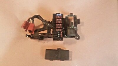 Honda 1983-1985 VF700 VF750 fuse block and cover  ($$7)