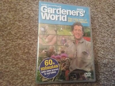 Gardeners world dvd new and sealed free post
