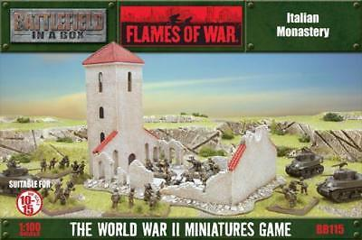 Flames of War - Ruined Monastery