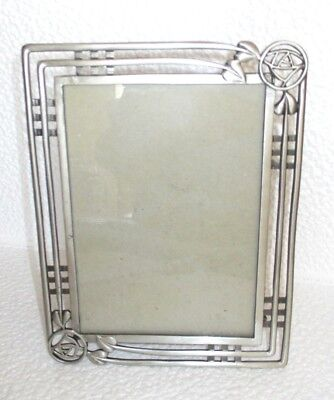 RENNIE MACKINTOSH 'Art Nouveau' Photo Frame. 22 x 17 cm