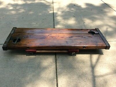 liberty ship hatch cover excellent condition