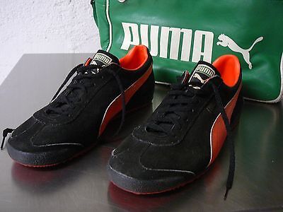 puma vintage Tempo UK 9  Made in West-Germany unworn