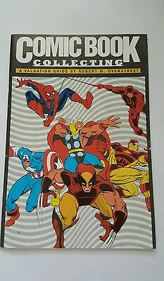 Comic book collecting guide 1989