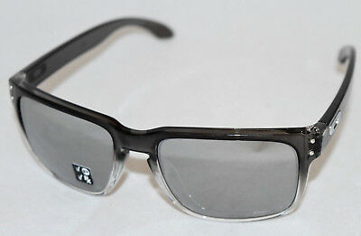 658afe5105b59  new  Oakley Holbrook Oo9102-A9 Dark Ink Fade W  Chrome Iridium Polarized