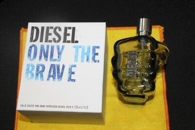 "orig. DIESEL Flakon ""Only the brave"""