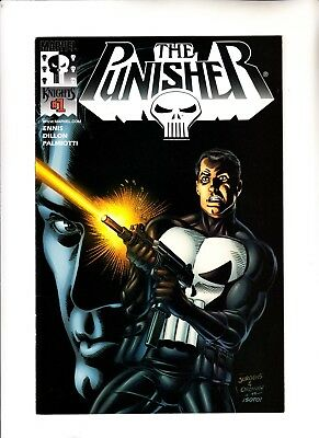 Punisher 1 Marvel Knights dynamic forces variant scarcer